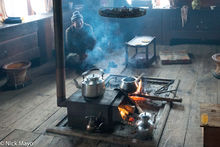 Arunachal Pradesh, Hearth, India, Kettle, Memba