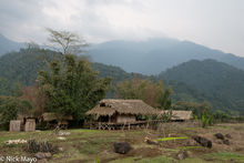 Arunachal Pradesh, India, Residence, Thatch