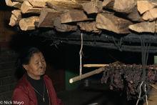 Apatani, Arunachal Pradesh, India