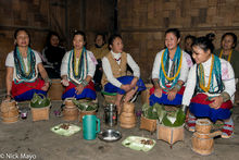 Apatani, Arunachal Pradesh, Festival, India
