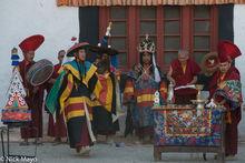 Monastery Festival In Ladakh