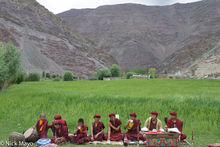 Crop Blessing Ceremony
