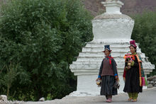 Two Ladakhi Women