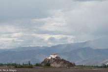 Monastery Atop The Rock
