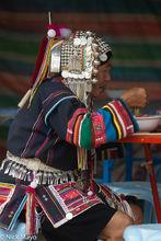 Burma, Eating, Festival, Hani, Noodles, Shan State
