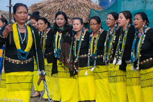 Arunachal Pradesh, Festival, Galo, India