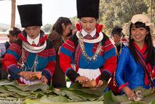 Burma, Festival, Lisu, Mandalay Division, Preparing