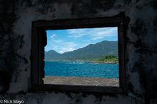 Through The Old Pillbox Window