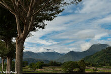 Mountains Of Taitung County