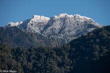 Chilai Ridge In Snow