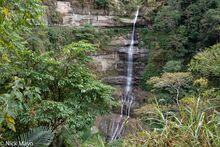 Langgong Waterfall
