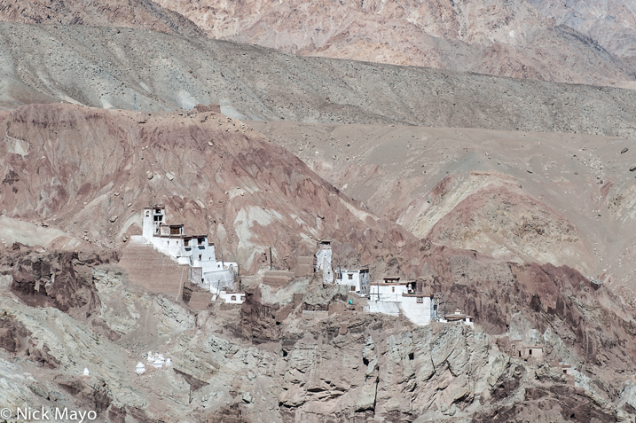 India,Jammu & Kashmir,Monastery, photo