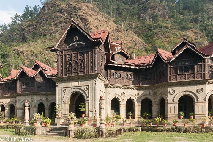 Himachal Pradesh,India,Palace, photo