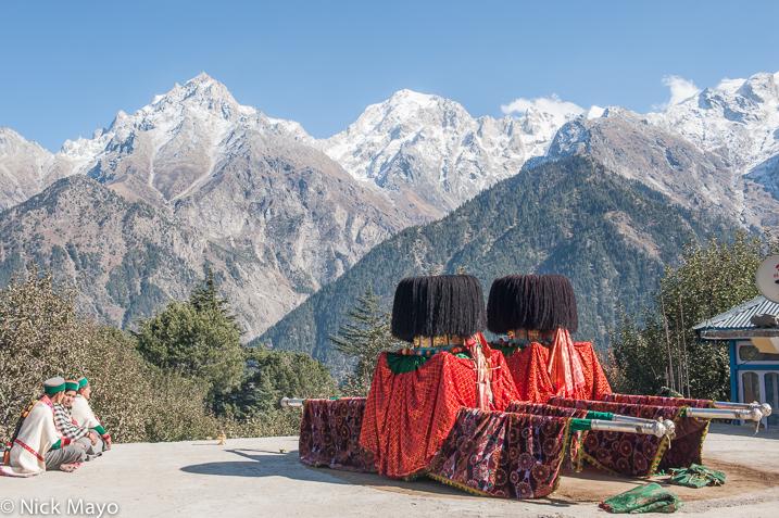 Festival,Hat,Himachal Pradesh,India,Palanquin, photo