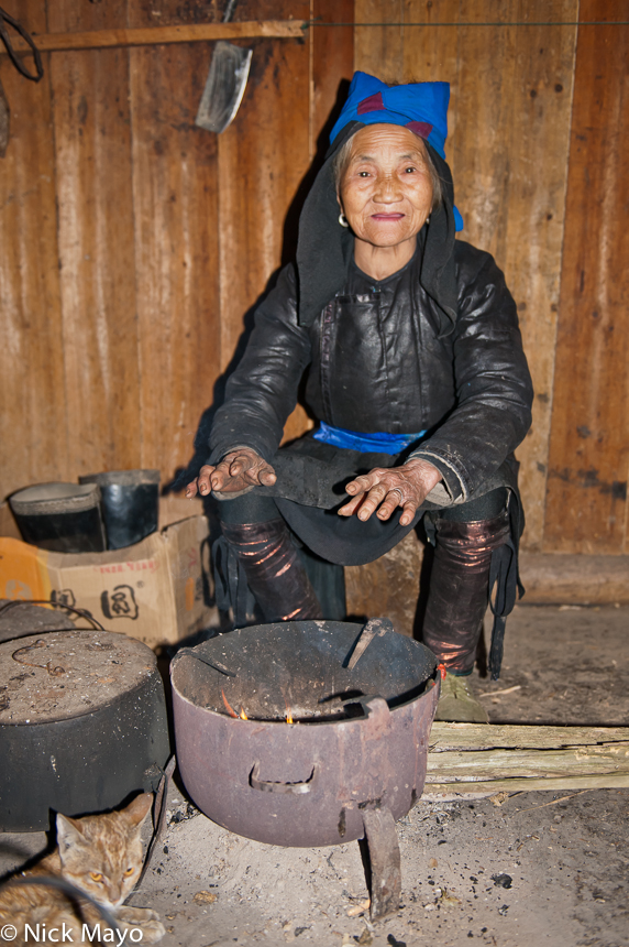 China,Dong,Guizhou,Hat,Leggings, photo