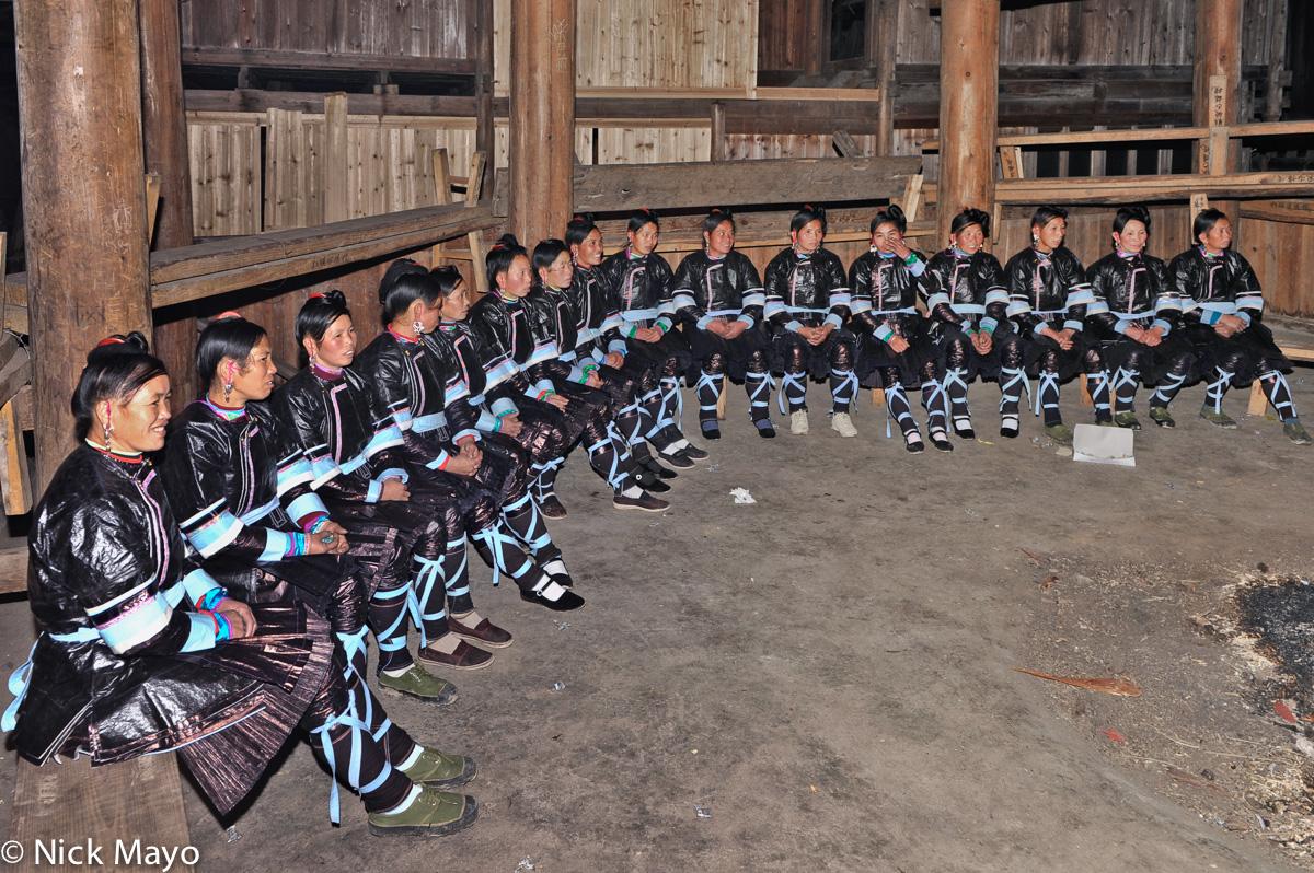 China,Dong,Festival,Guizhou,Leggings,Singing, photo