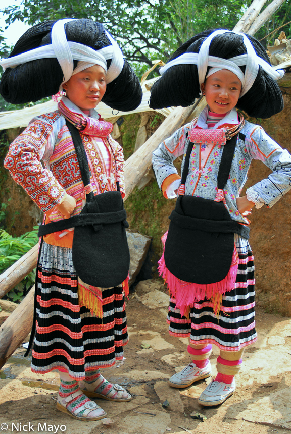 China,Guizhou,Miao, photo