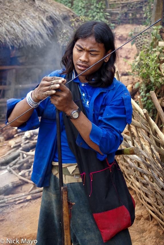 Burma,Eng,Gun,Hunting,Shan State, photo