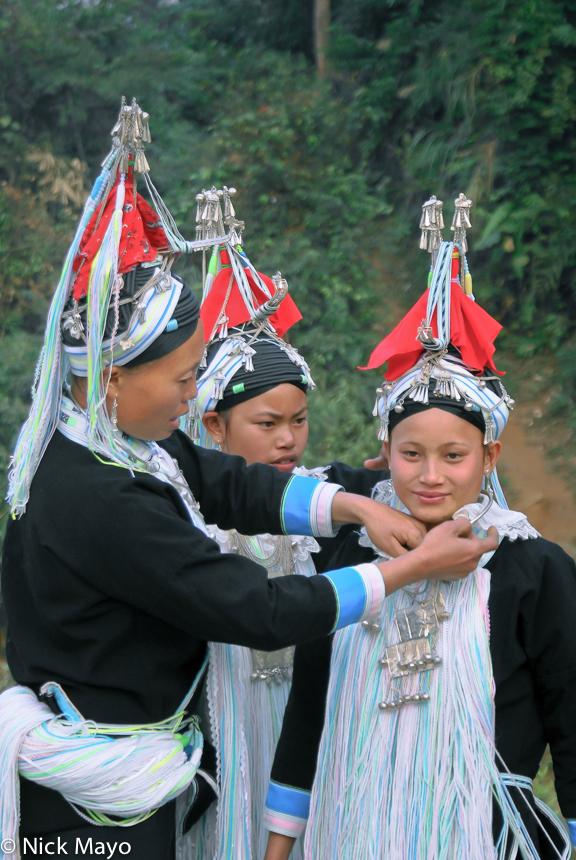 China,Wedding,Yao,Yunnan, photo