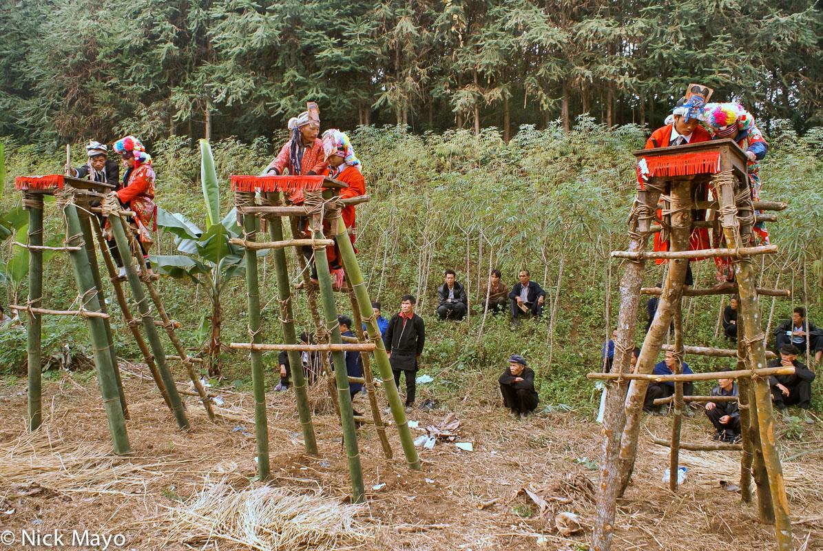 China,Dujie,Hat,Platform,Yao,Yunnan, photo
