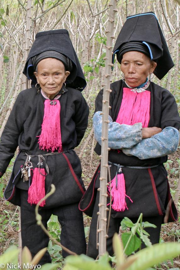China,Dujie,Hat,Yao,Yunnan, photo