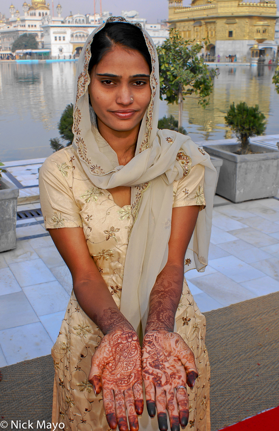 Hands,India,Punjab, photo
