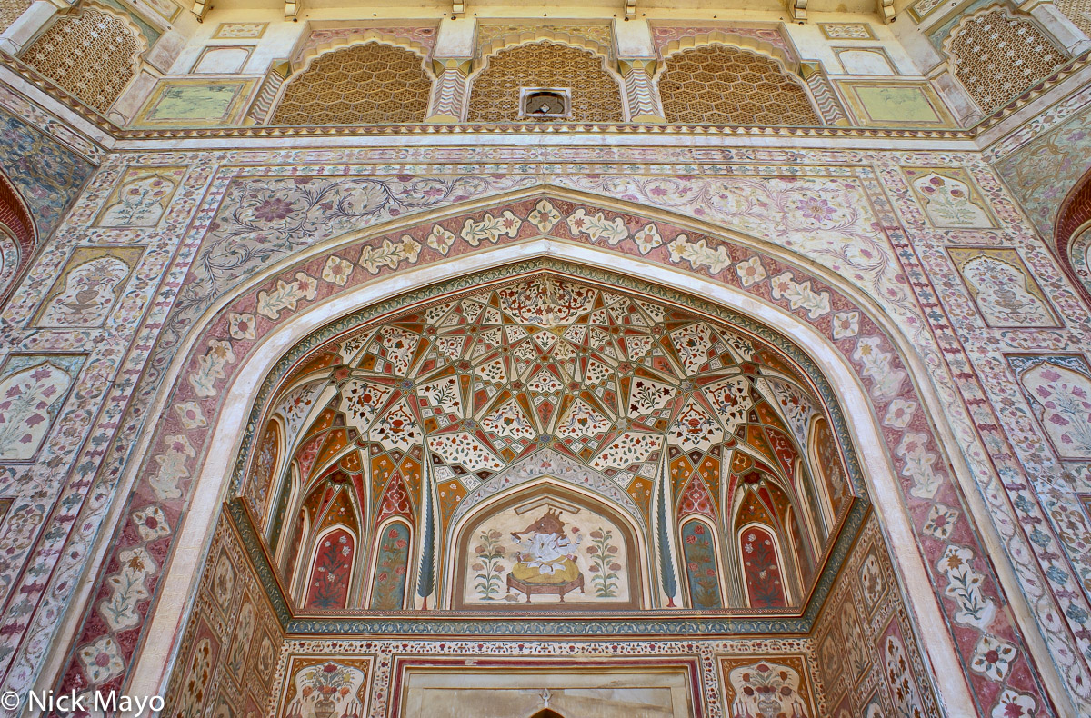 Doorway,India,Palace,Rajasthan, photo
