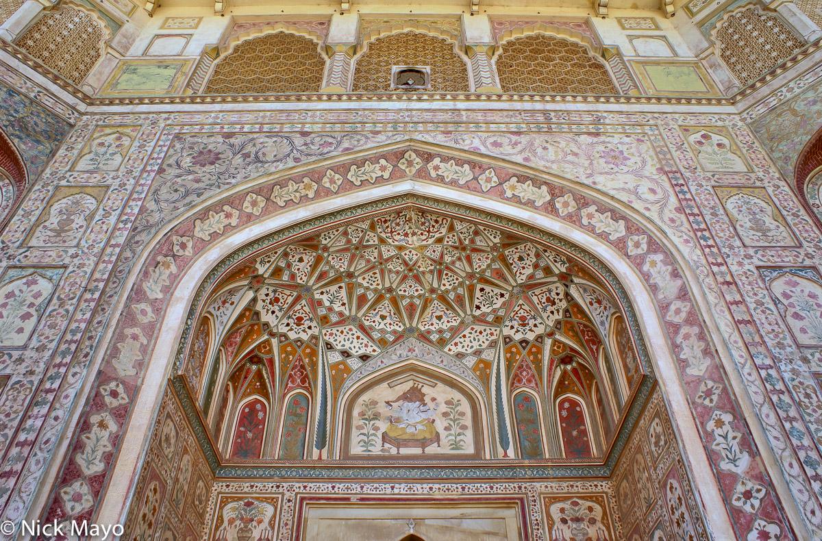 Doorway,India,Palace,Rajasthan, photo