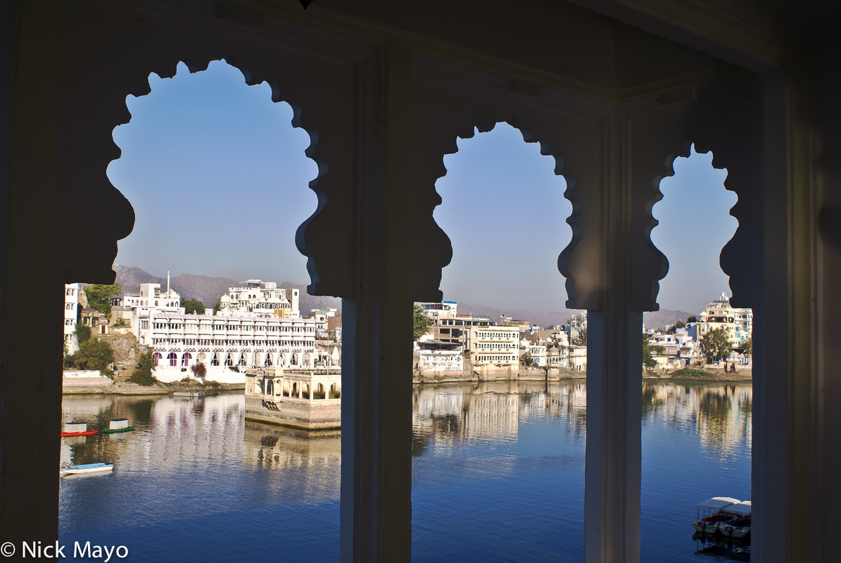 Arch,Hotel,India,Rajasthan, photo