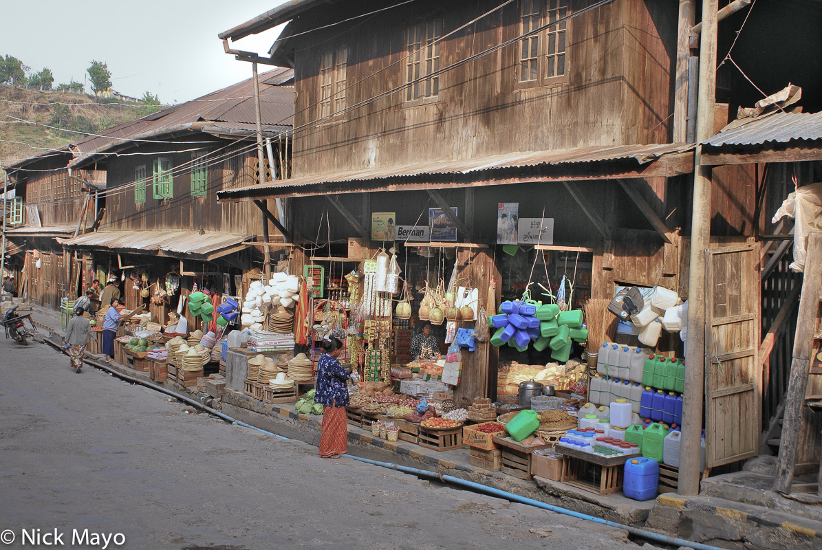 Burma,Shan State,Shop, photo