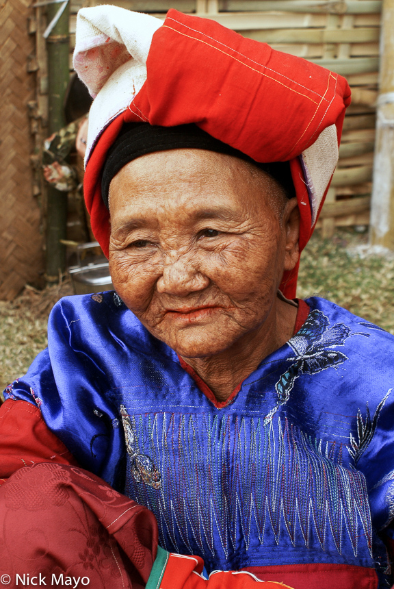 Burma,Festival,Palaung,Shan State,Turban, photo