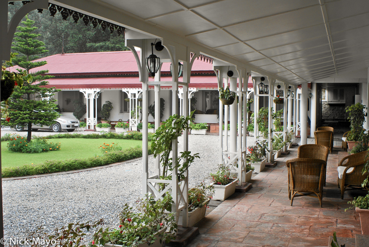 Hotel,India,Terrace,Uttarakhand, photo