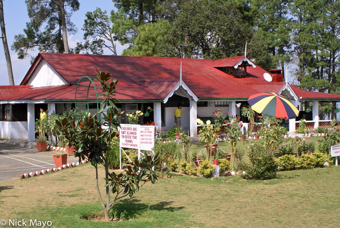Club,India,Roof,Uttarakhand, photo