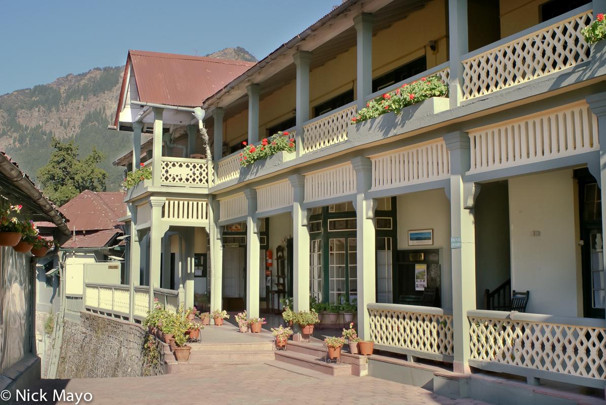 Hotel,India,Terrace,Uttarakhand, photo