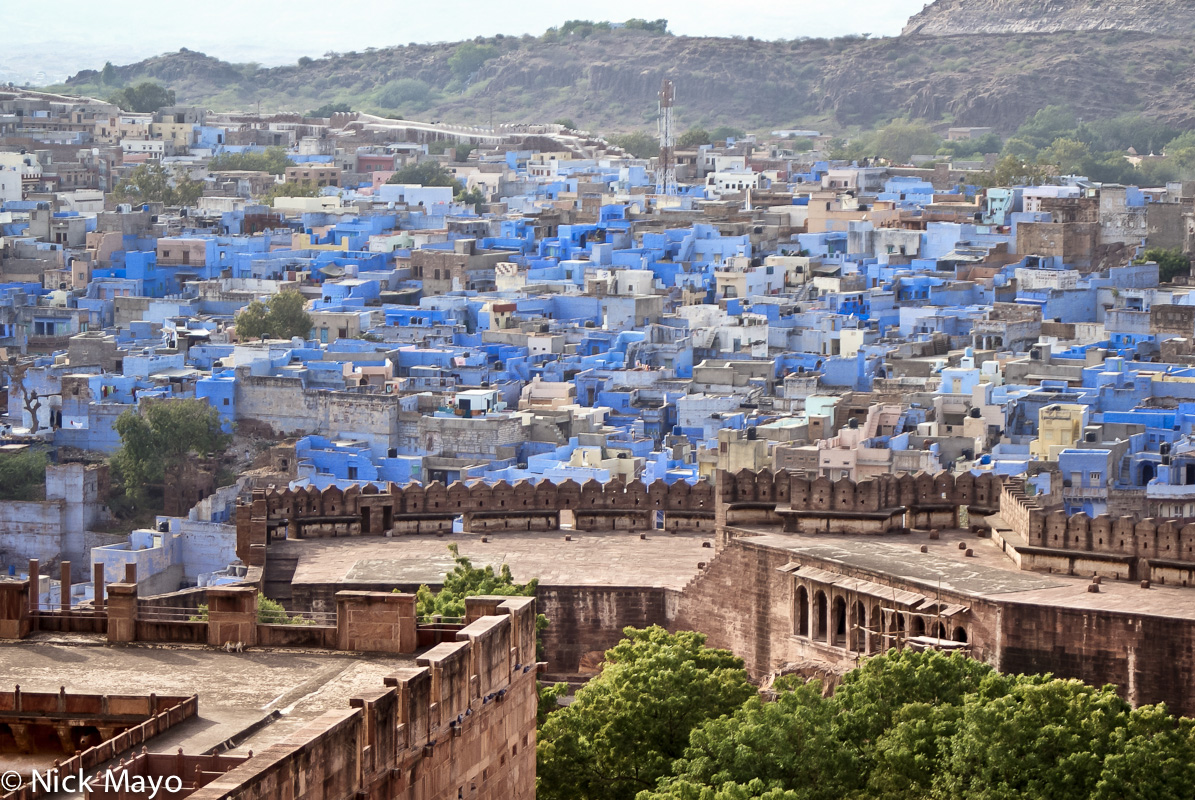 City,Fort,India,Rajasthan,Wall, photo