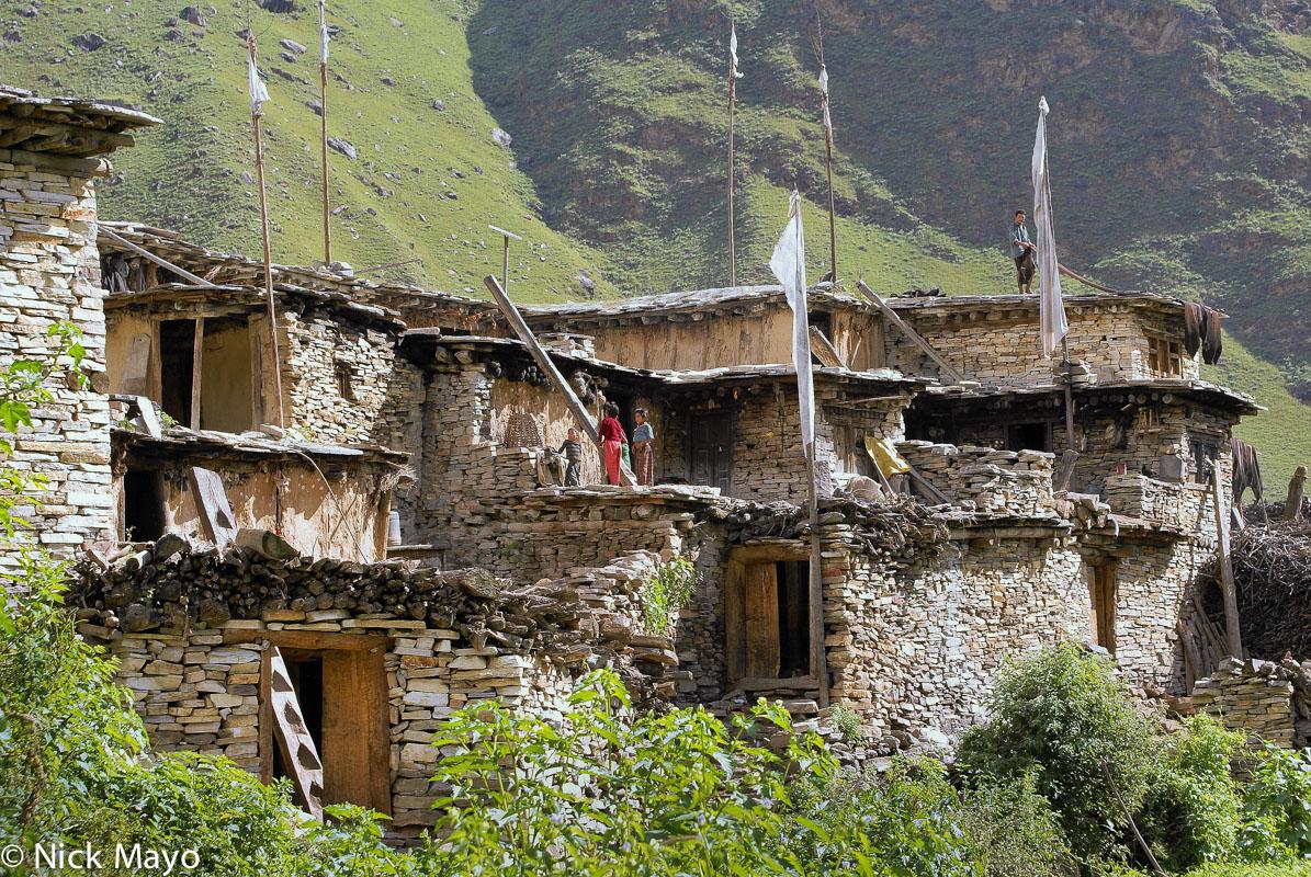Dolpo,Dolpo-pa,Magar,Nepal,Village, photo