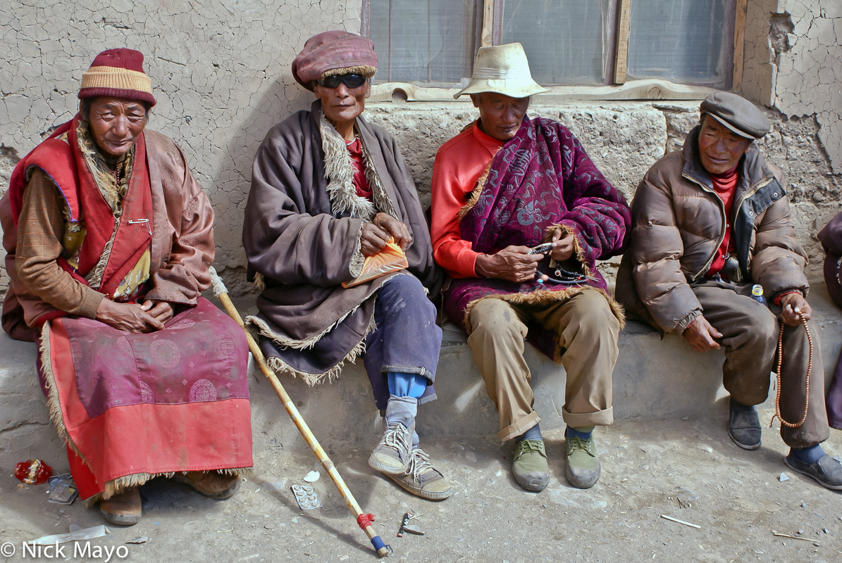 China,Monk,Prayer Beads,Sichuan,Tibetan, photo