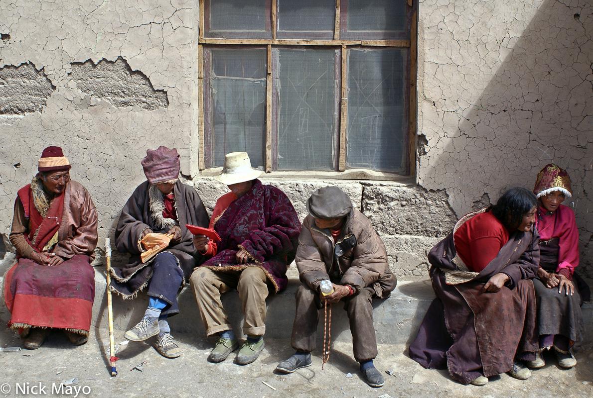 China,Monk,Prayer Beads,Sichuan,Tibetan, photo