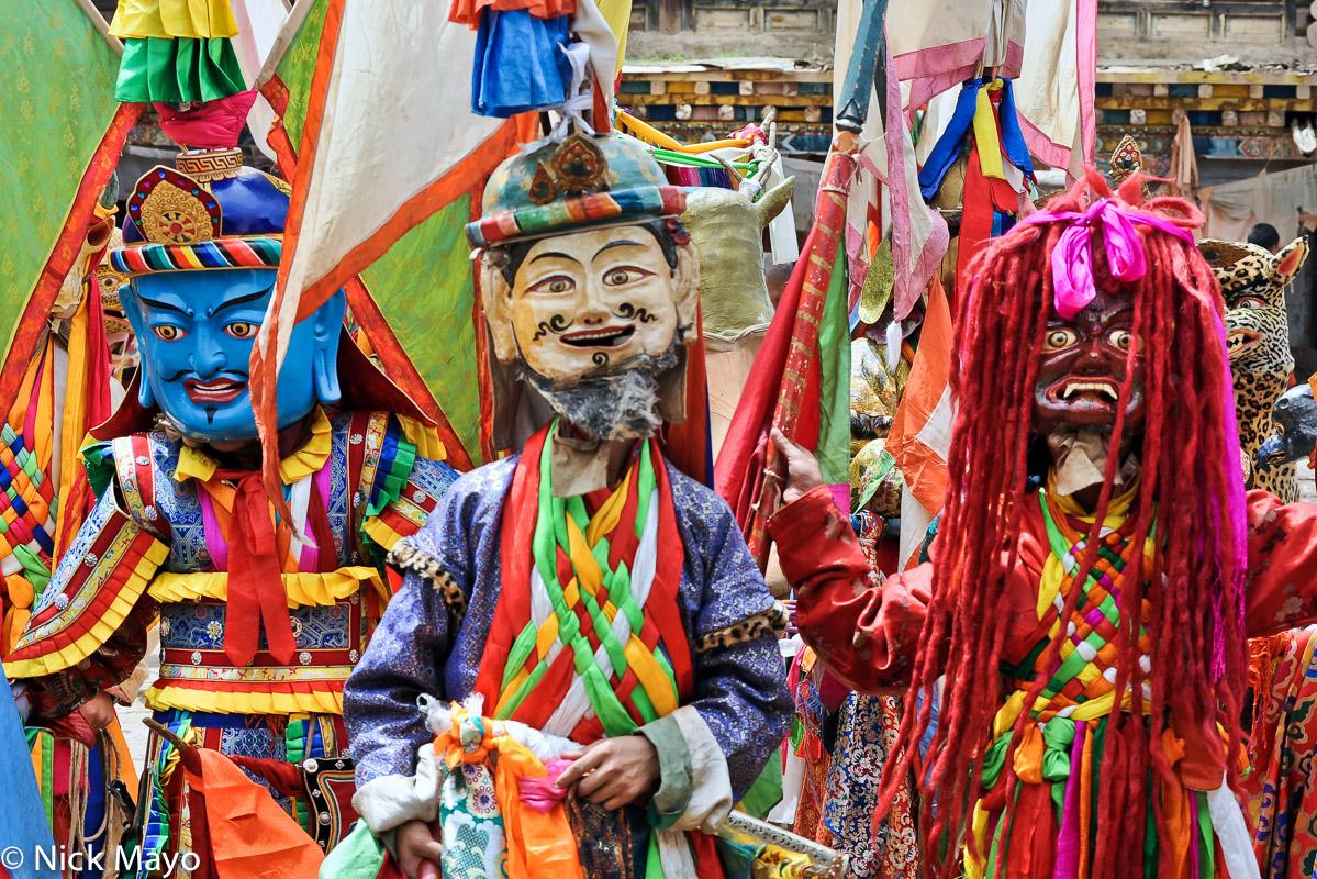 China,Festival,Monk,Sichuan,Tibetan, photo