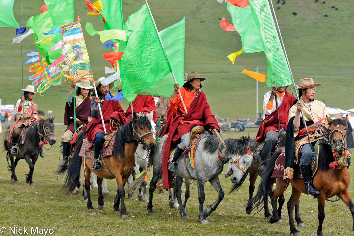 China,Festival,Horse,Sichuan,Standard,Tibetan, photo