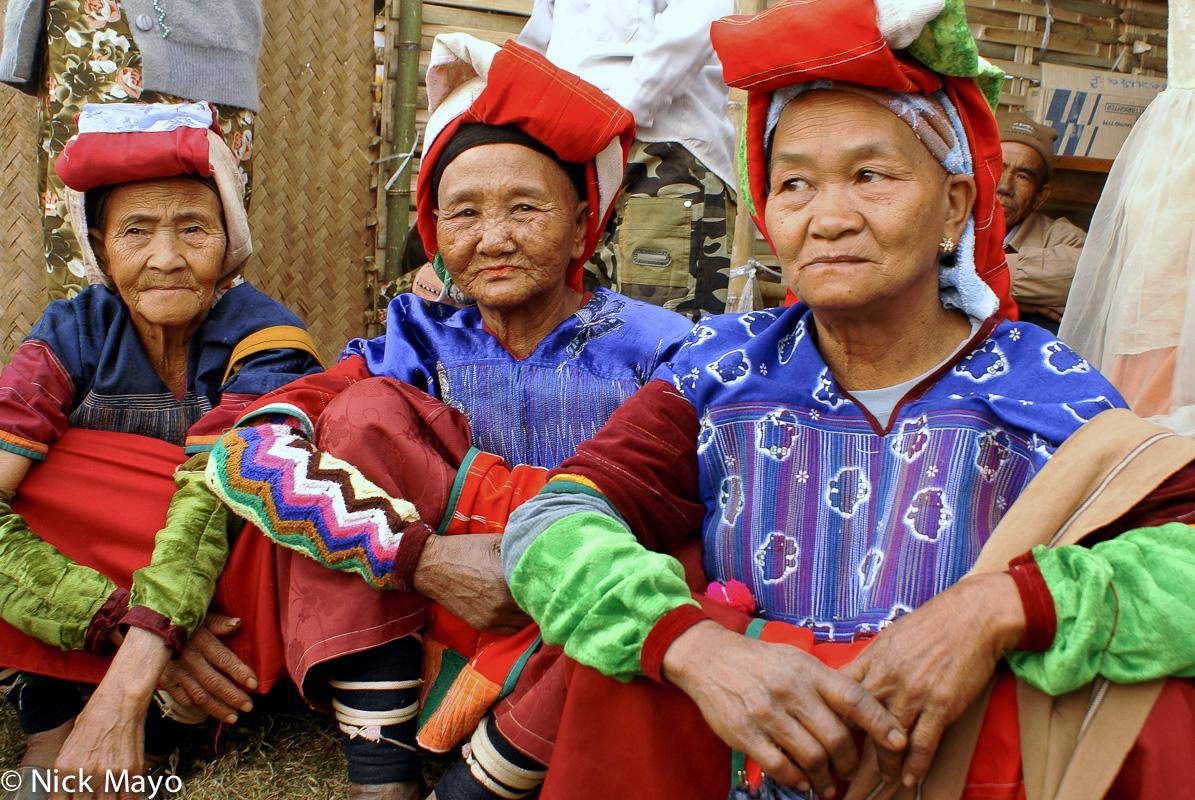 Burma,Festival,Palaung,Shan State,Turban, photo