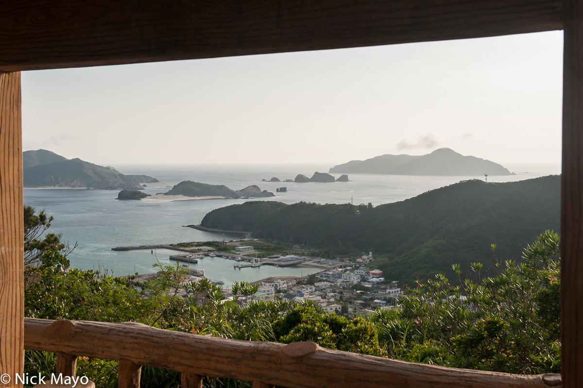 Japan,Port,Ryukyu Islands,Village, photo