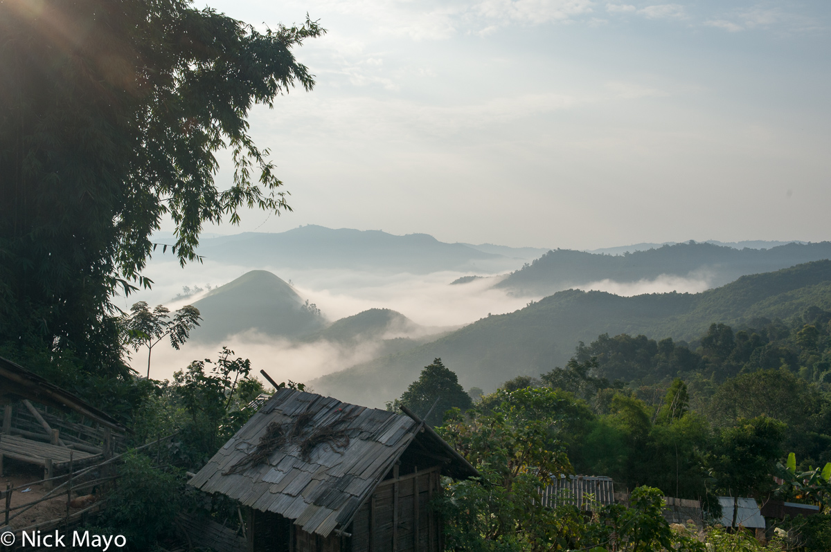 Laos,Phongsali, photo