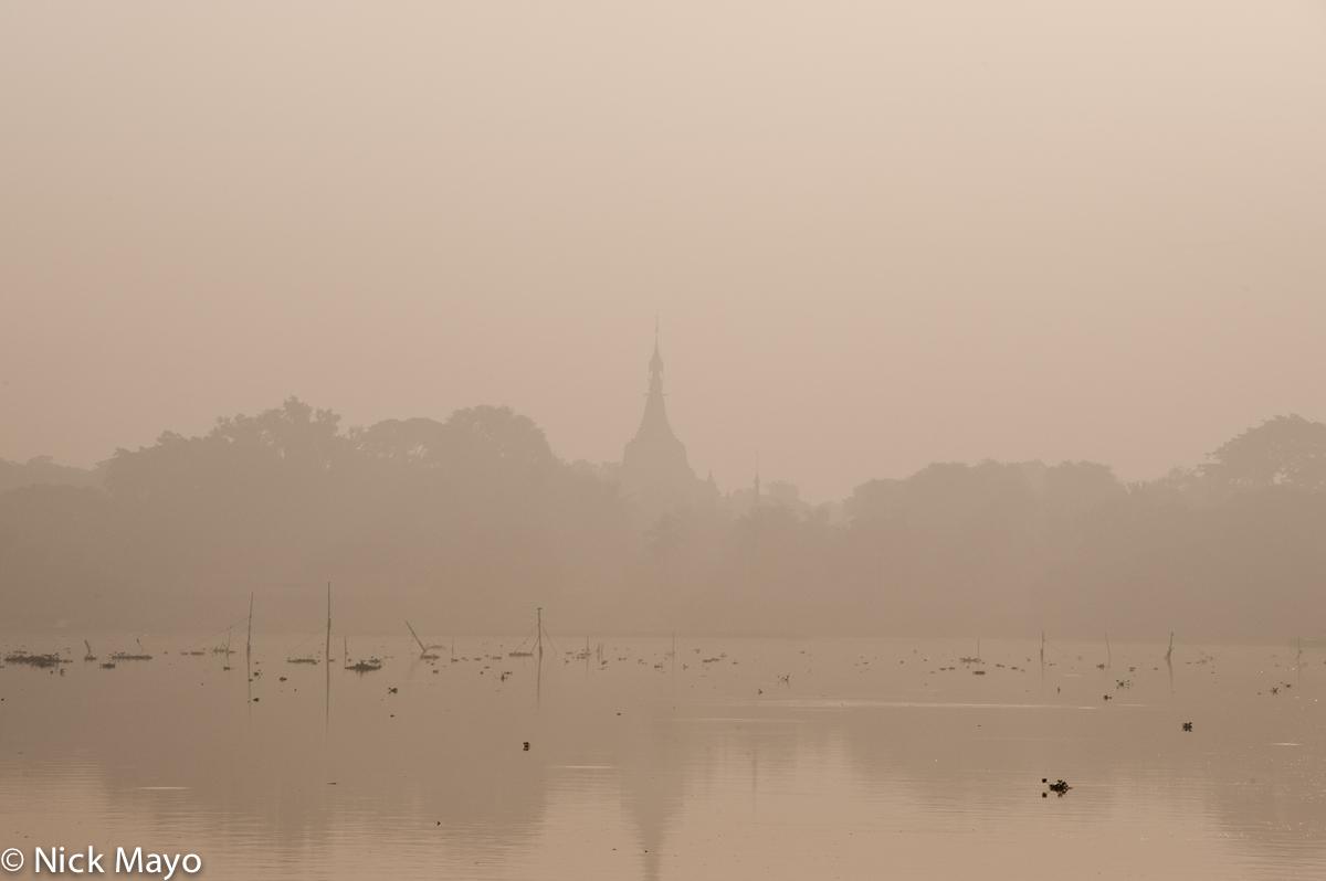 Burma,Kachin State,Mandalay Division,Stupa, photo