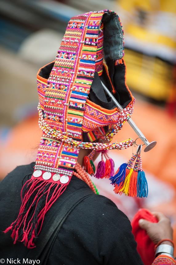Laos,Loma,Phongsali,Turban, photo
