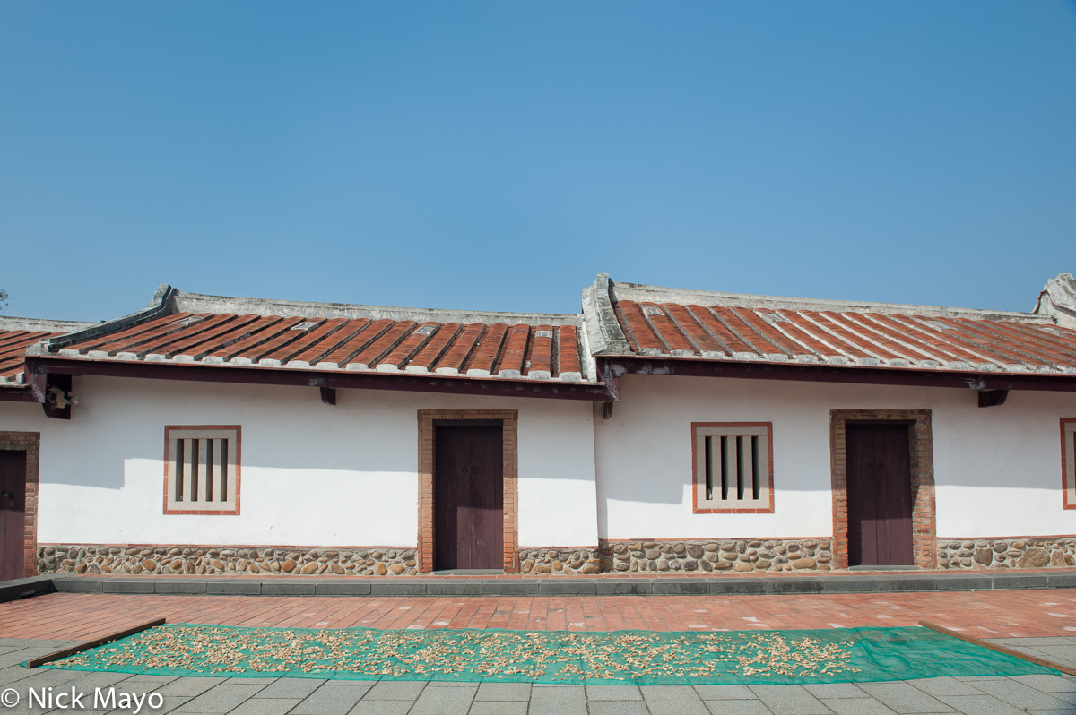 Courtyard,North,Residence,Roof,Taiwan,Window, photo