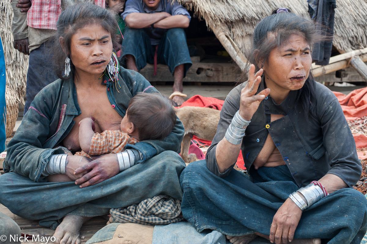 Bracelet,Burma,Eng,Shan State,Teeth, photo