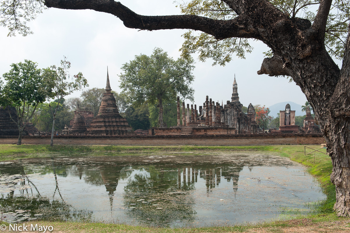 Pagoda,Sukhothai,Thailand, photo