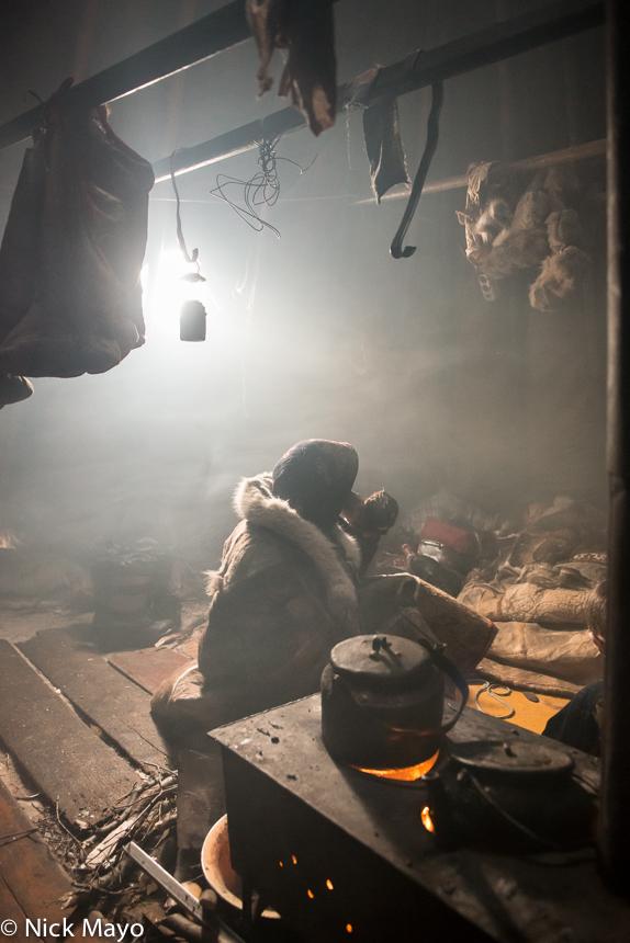Kettle,Nenets,Russia,Stove,Yagushka,Yamalo-Nenets, photo