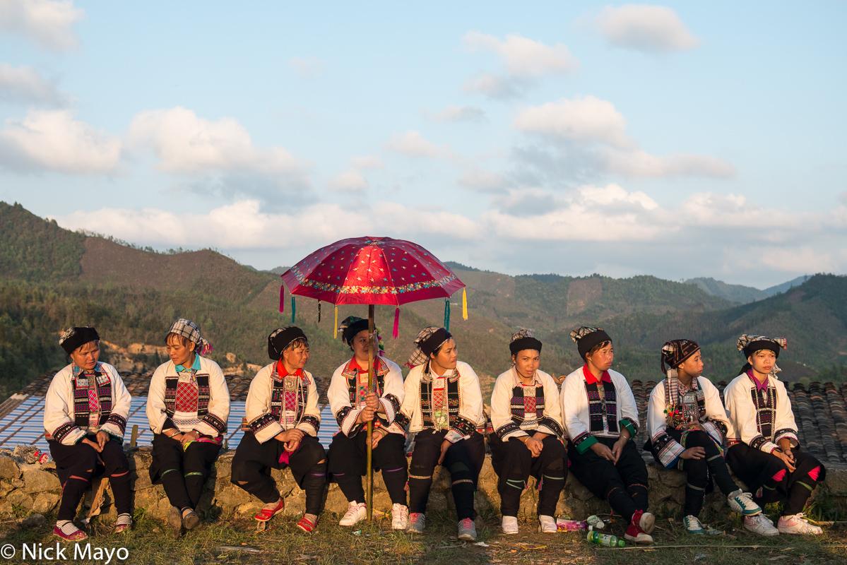 China,Festival,Guangxi,Yi, photo